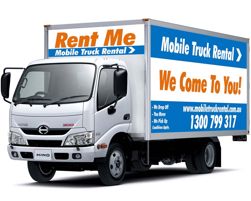Rent A Truck Interstate Truck Hire Mobile Truck Rental